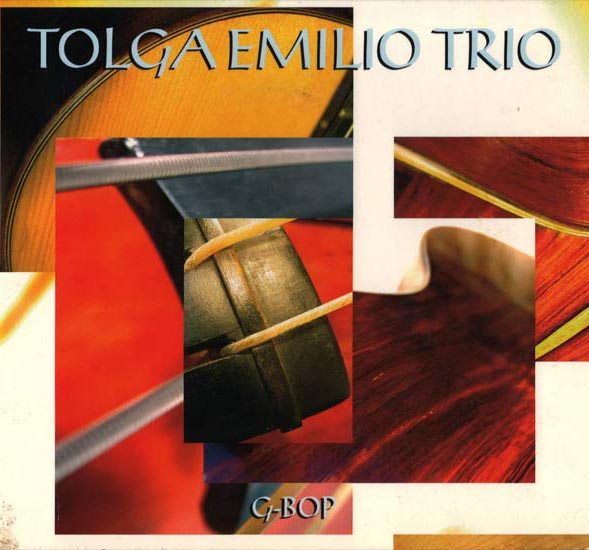 Tolga Trio CD-G-Bop