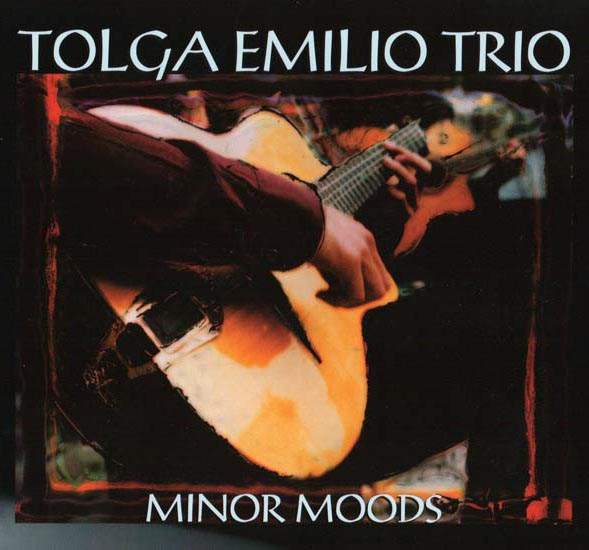 Tolga Trio CD-Minor-Moods