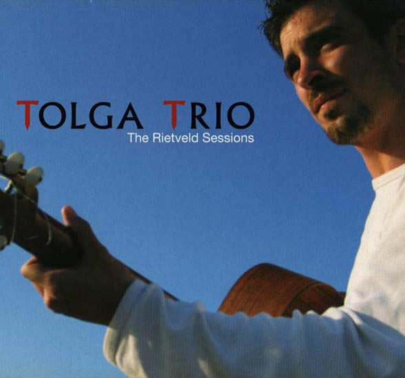 Tolga Trio Cd Rietveld Sessions
