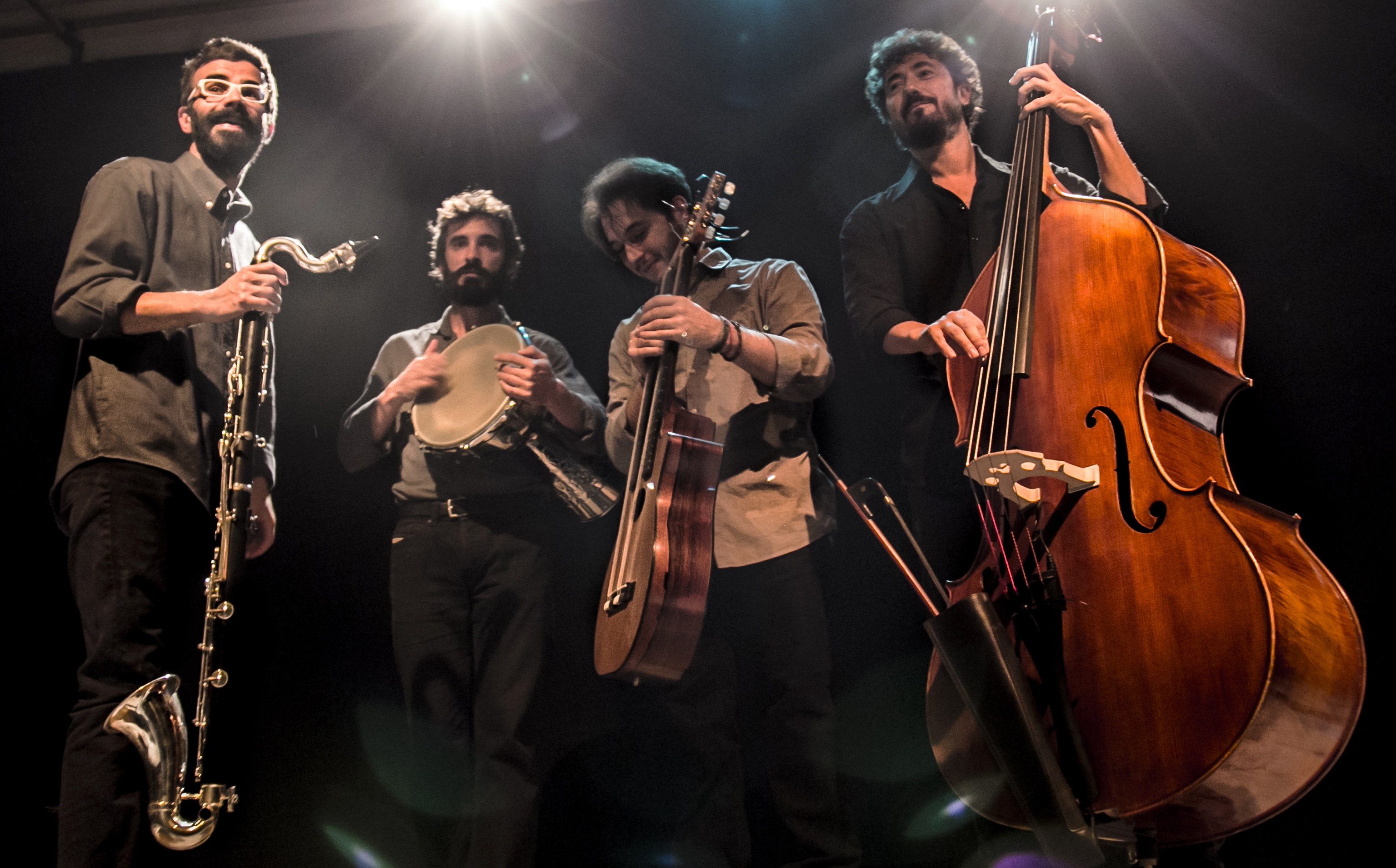 OttoMani. Etno Jazz. photo by Gloria Chillotti