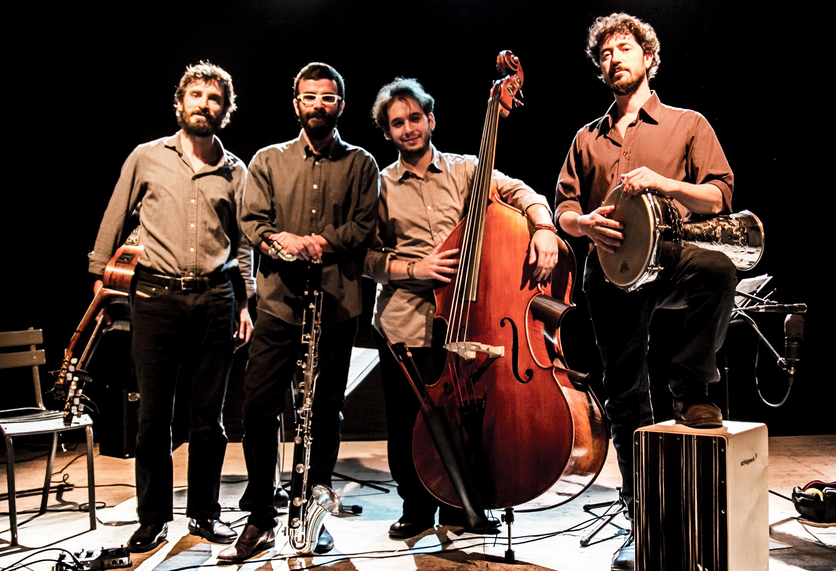 OttoMani. Mediterranean Jazz. photo by Gloria Chillotti