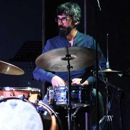 Kilim Trio Andrea Ruggeri Drums